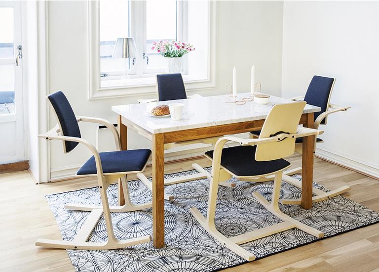 Actulum, la sedia multifunzione per casa e home office
