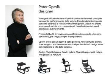 Peter Opsvik, design icon